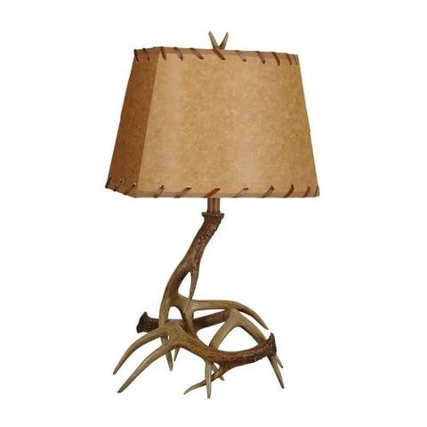 Lamps Per Se 27-inch Antler Table Lamp (Set of 2) - N/A