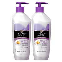 Olay Age Defy 11.8-ounce Body Lotion Ultra Moisture (Pack of 2)