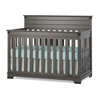 Link to Child Craft Redmond 4-in-1 Convertible Crib - Dapper Gray Similar Items in Kids' & Toddler Furniture