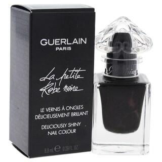 La Petite Robe Noire Deliciously Shiny Nail Colour 007 Black Perfecto