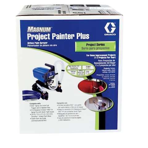 Graco Magnum Paint Sprayer 2800 psi Airless 13.5 in. H x 12 in. W