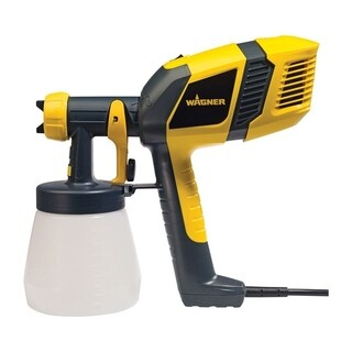 Wagner Control Pro 250 Paint Sprayer 3 psi Plastic HVLP