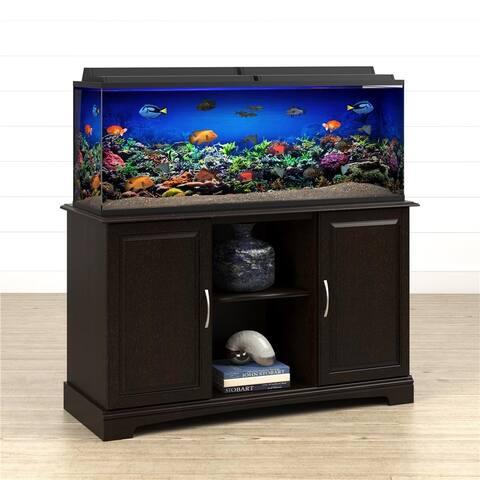 Avenue Greene Beachwood 50 - 75 Gallon Aquarium Stand