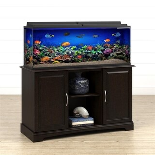 Avenue Greene Beachwood 50 - 75 Gallon Aquarium Stand