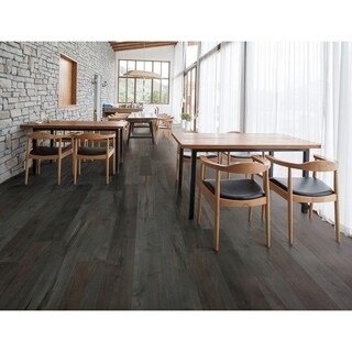 Trunk & Branch Hardwood Floors North Carolina Maple Laminate Flooring (20.4 Square feet per carton)