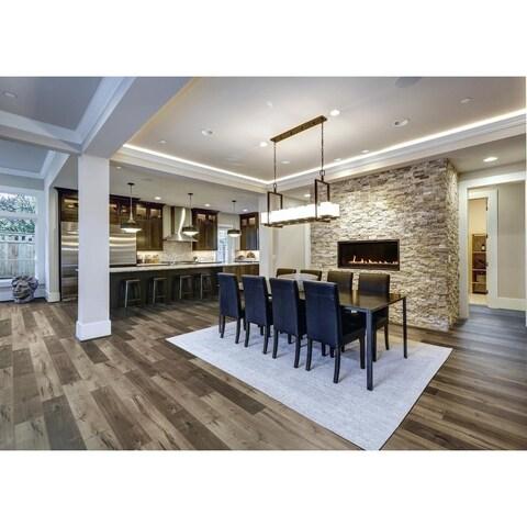 Trunk & Branch Hardwood Floors Georgia Maple Laminate Flooring (20.4 Square feet per case pack)