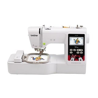 Brother PE550D Embroidery Machine, White