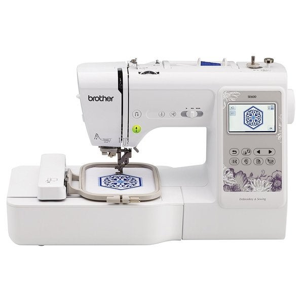 SE1900 with Initial Stitch Embroidery Lettering /& Monogramming Software