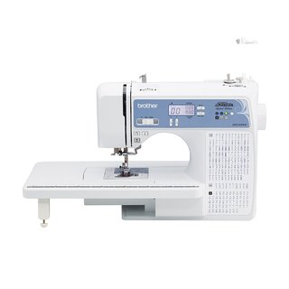 Brother Computerized Sewing Machine, XR9550PRW, Project Runway Limited Edition, 110 Built-In Utility, LCD Screen, Hard Case