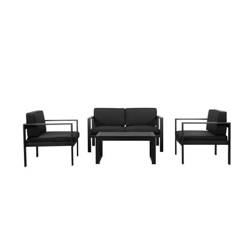 Karen 4 Piece Sofa Set