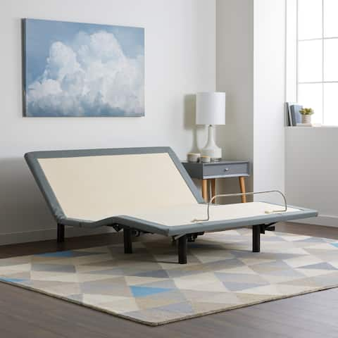 Select Luxury Adjustable Bed Base with Wireless Remote - Queen