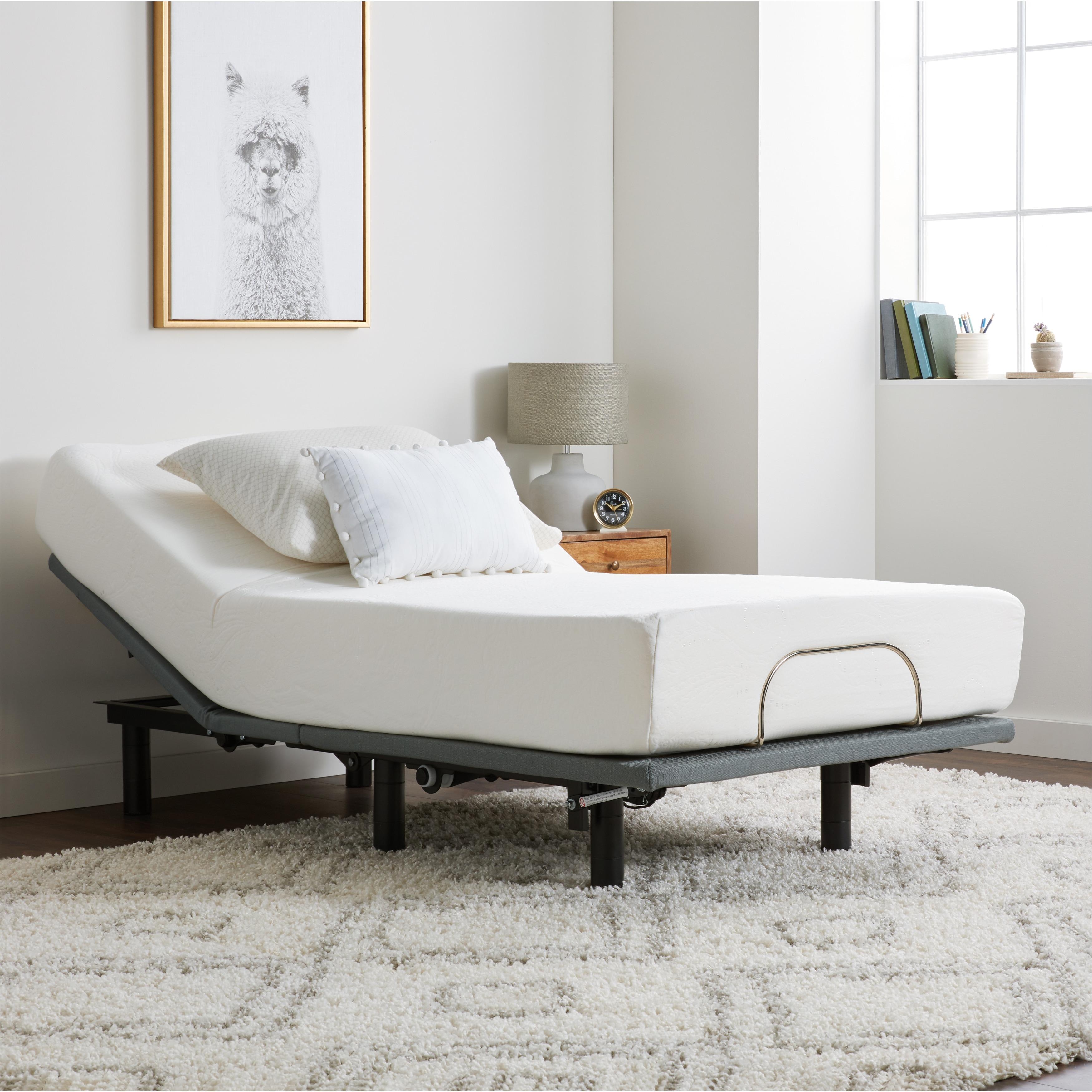 Select Luxury 10-inch Twin XL-size Gel Memory Foam ...