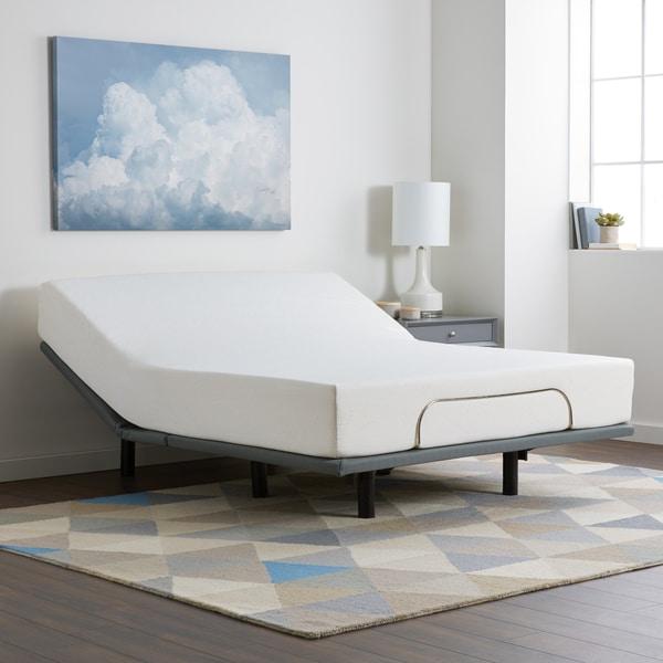 Shop Select Luxury 10-inch Queen-size Gel Memory Foam ...