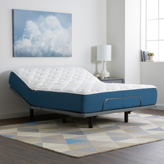 Shop Signature Design By Ashley Palisades 10 Inch Foam Mattress With Head Foot Model Best