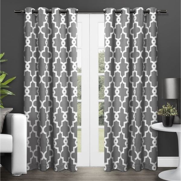 The Curated Nomad Duane Blackout Curtain Panel Pair. Opens flyout.