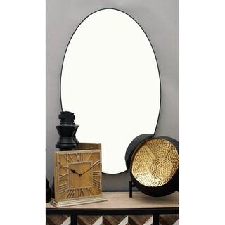 Porch & Den Merrie Lynn Oval Wall Mirror