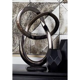 Strick & Bolton Buri Abstract Aluminum Sculpture