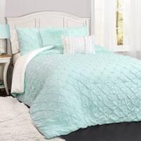 Oliver & James Katz Pintuck Comforter Set