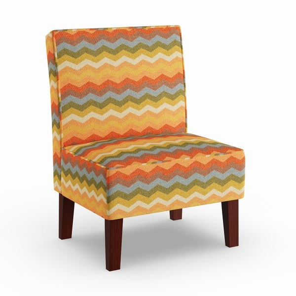 The Curated Nomad Trumbull Slipper Chair