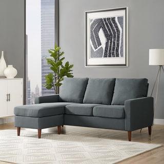 Buy L-Shape Sectional Sofas Online at Overstock.com | Our Best Living Room Furniture Deals