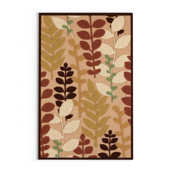 "Copper Grove Sierra Floral Area Rug - 3'9"" x 5'8"""