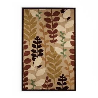 Copper Grove Sierra Indoor/ Outdoor Floral Area Rug
