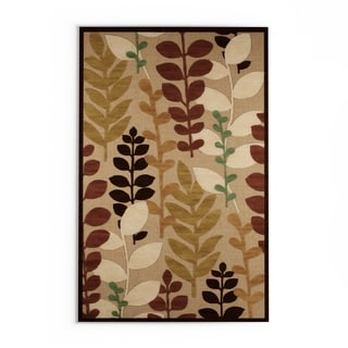 Copper Grove Sierra Indoor/ Outdoor Floral Area Rug