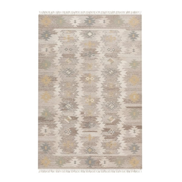 The Curated Nomad Joyce Southwestern/ Tribal Area Rug - 2' x 3'