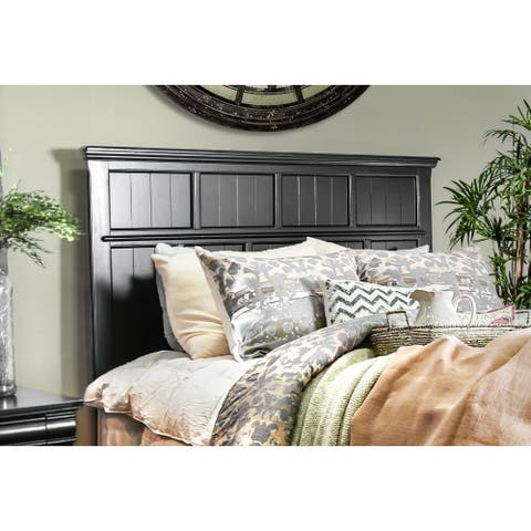 Furniture of America Tisc Contemporary Full/Queen Solid Wood Headboard