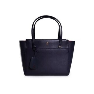 Tory Burch Small Parker Leather Top-Handle Tote Bag - M