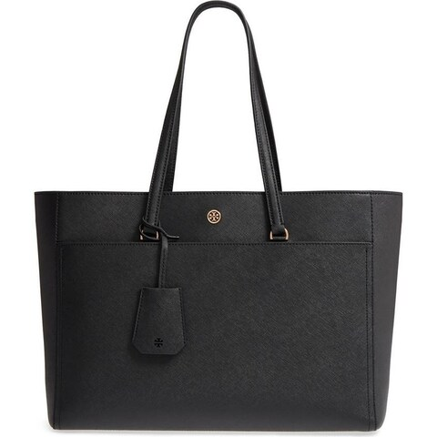 Tory Burch Robinson Leather Tote - M