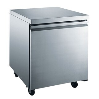 EQ Kitchen TUC27R Commercial Display Refrigerator