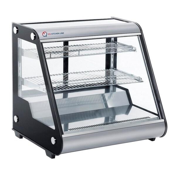 EQ Kitchen Line RTW-130L-1-Black Commercial Display Refrigerator