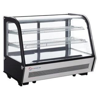 EQ Kitchen Line RTW-160L-Black Commercial Display Refrigerator