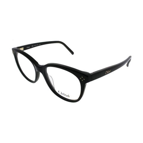 Chloe Square CE 2674 001 Women Black Frame Eyeglasses
