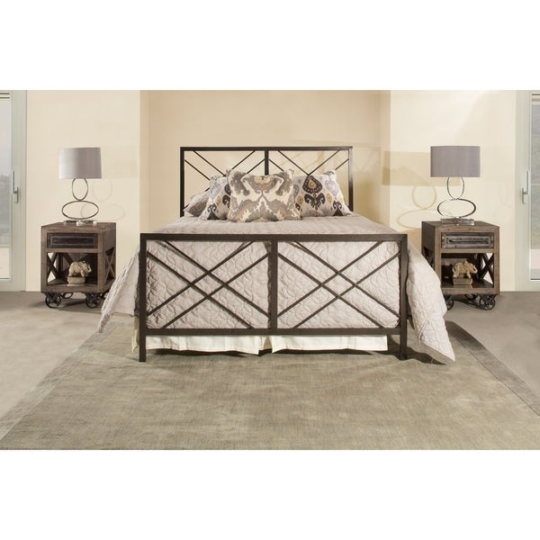 Shop Hillsdale Westlake Bed Twin Metal Bed Rail