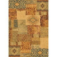 Dynamic Rugs Imperial Gold Area Rug - 7'10 x 10'10