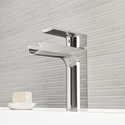Buy Waterfall Bathroom Faucets Online at Overstock.com | Our Best ...