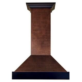ZLINE 30 in. 900 CFM Designer Series Wall Mount Range Hood (655-HBXXX-30)