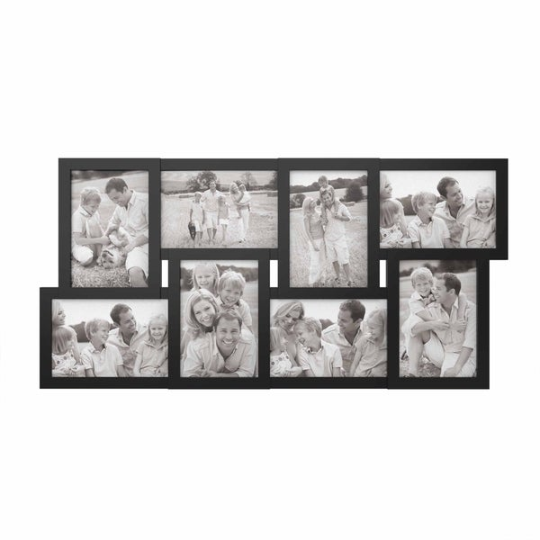 Shop Collage Picture Frame With 8 Openings For 4x6 Photos Lavish