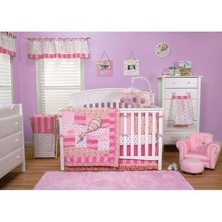 Shop One Grace Place Sassy Shaylee Infant 3 Piece Crib