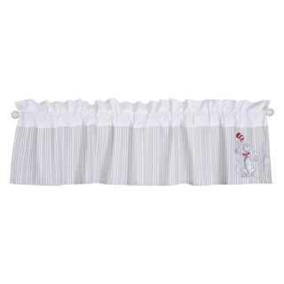 Dr. Seuss The Cat in the Hat Comes Back Window Valance