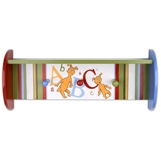 Dr. Seuss ABC Wall Shelf