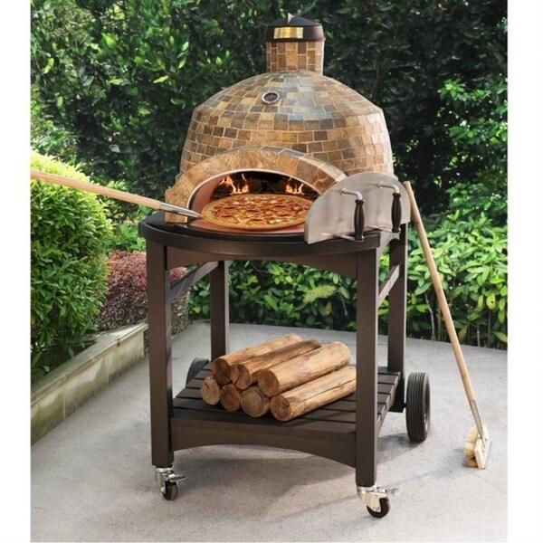 Sunjoy Outdoor Pizza Oven