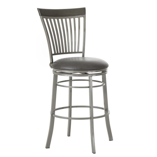 Shop Marshall 24 Inch Swivel Counter Stool By Greyson