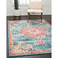 Unique Loom Alexis Penrose Area Rug - 10' x 14'