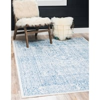 Unique Loom Bushwick Brighton Area Rug - 10' x 14'