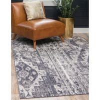 Unique Loom Malasana Basilica Area Rug - 9' X 12'