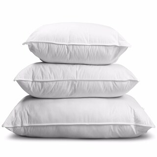 Providence Premium Firm Hungarian Goose Down Pillow - White