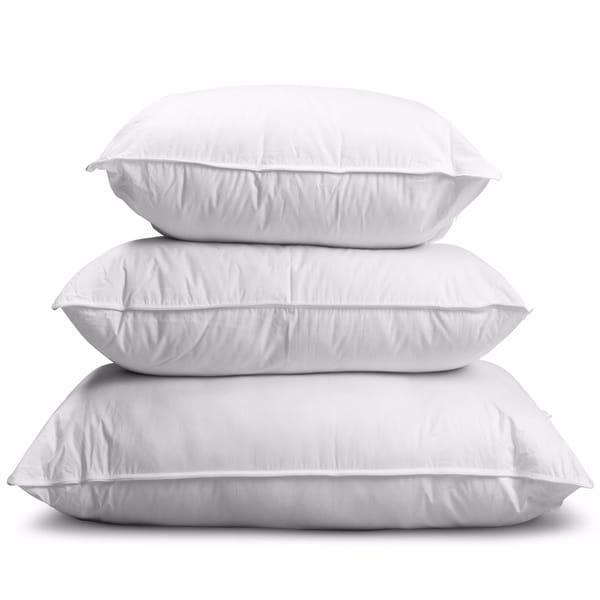 Providence Soft 650 fill power White Down Pillow